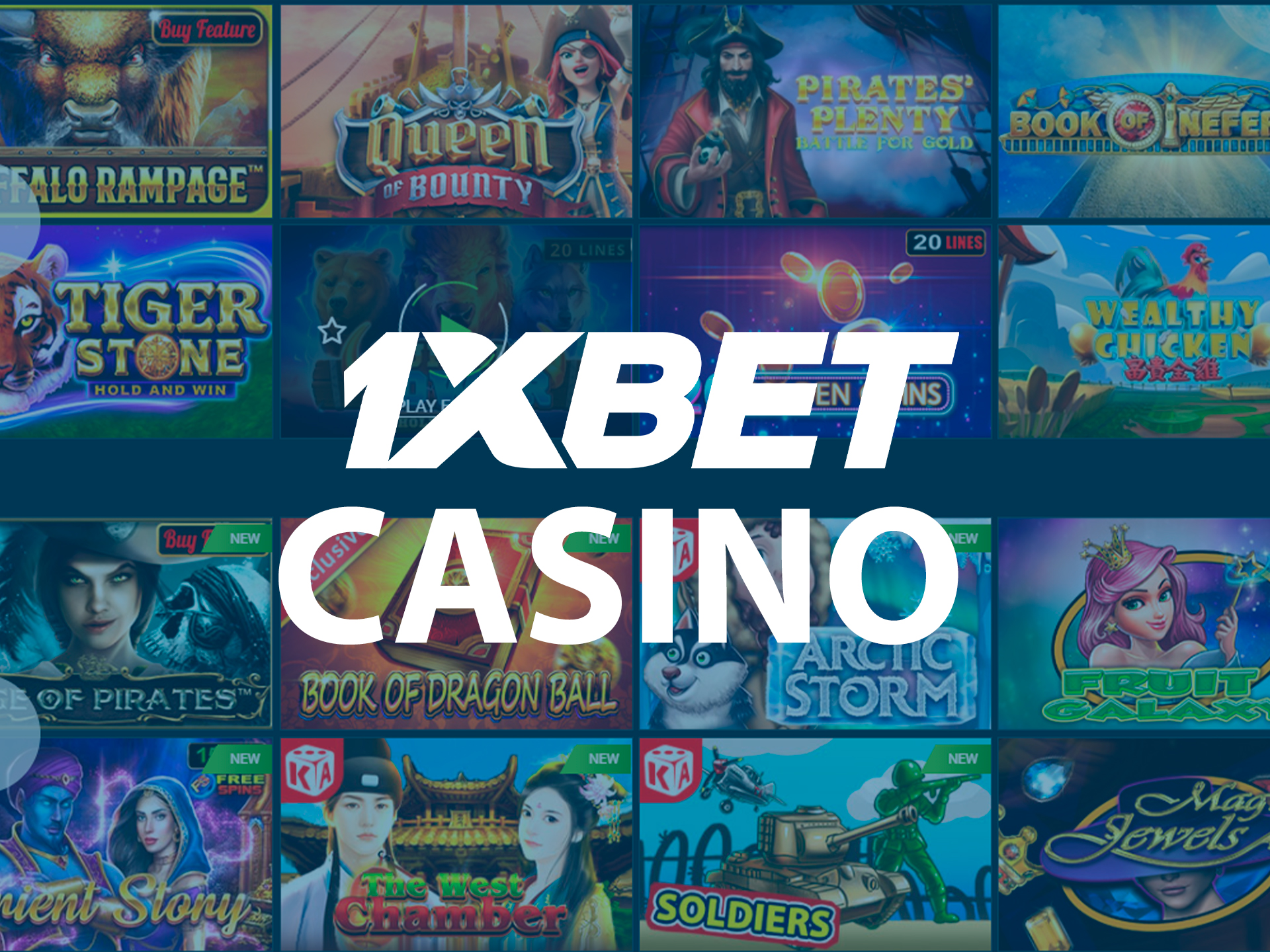 Playing at 1xBet casino in India